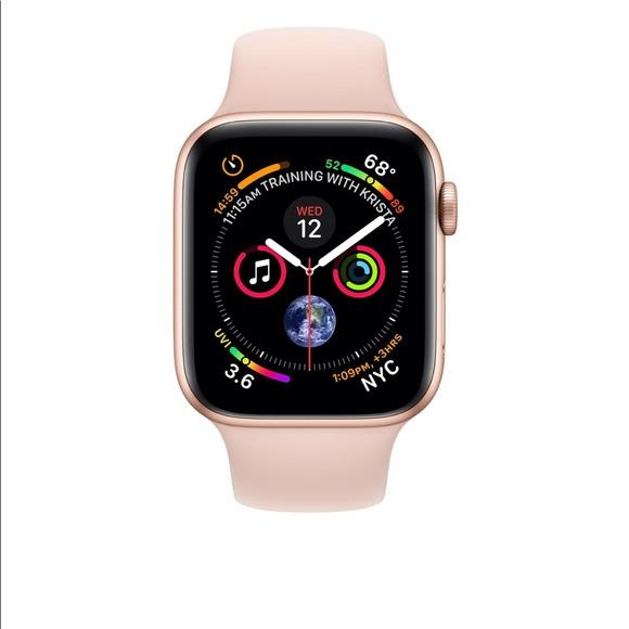 Apple Accessories Brand New Series 3 Gps Rose Gold Pink Apple Watch Poshmark